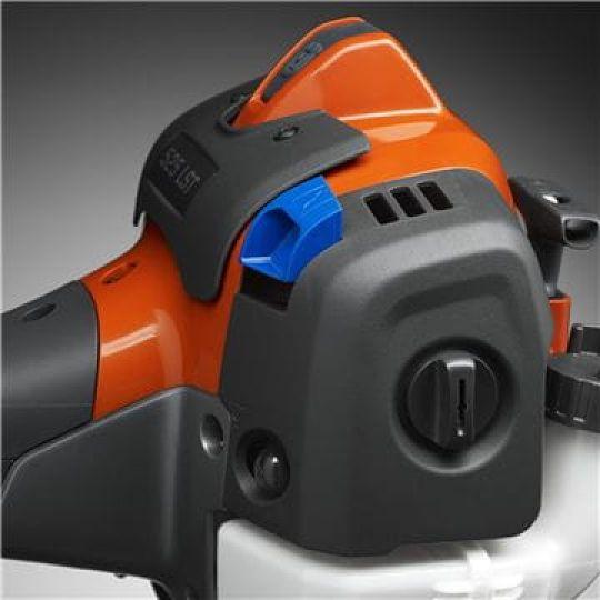 Comandi intuitivi La leva aria ed il primer sono a portata di mano e di facile utilizzo.